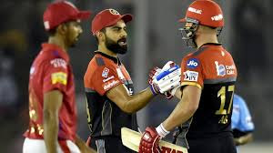 Highlights of IPL 2019 RCB vs KXIP 28th match