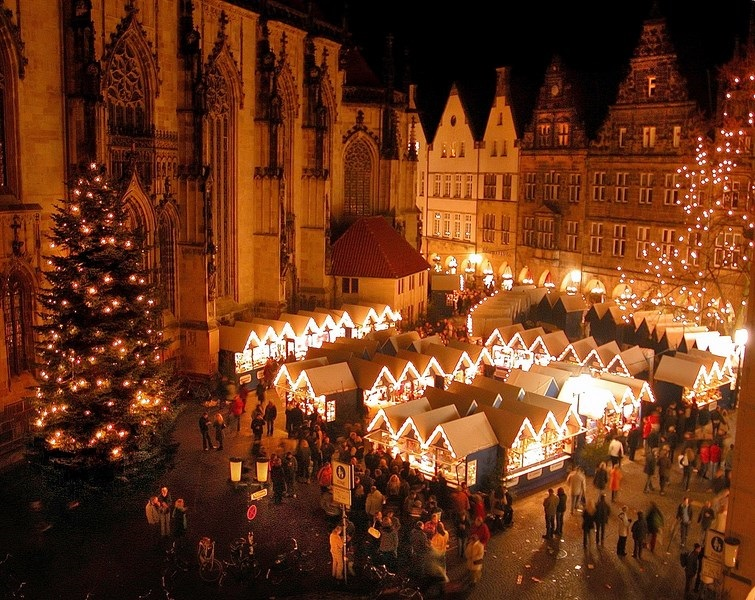 Besuch Auf Dem Weihnachtsmarkt.Reusrather De Rheumaliga Zu Besuch Auf Dem Weihnachtsmarkt