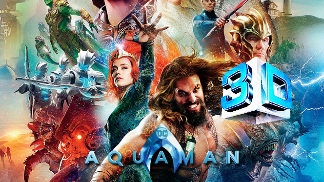 Aquaman (2018) 3D SBS Full 1080p Latino-Castellano-Ingles
