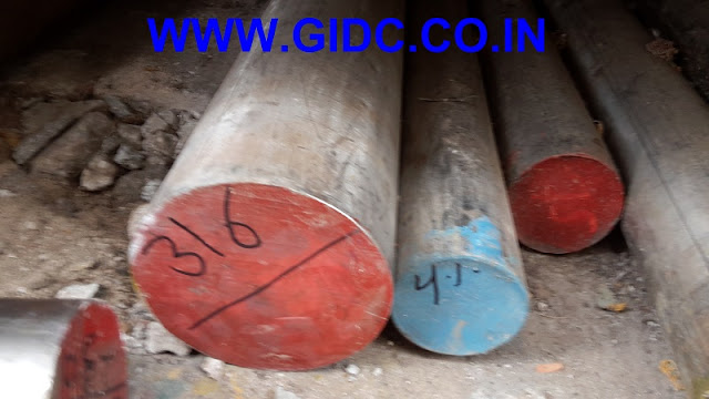 SURYA STEEL CENTRE Stainless Steel Round Bar