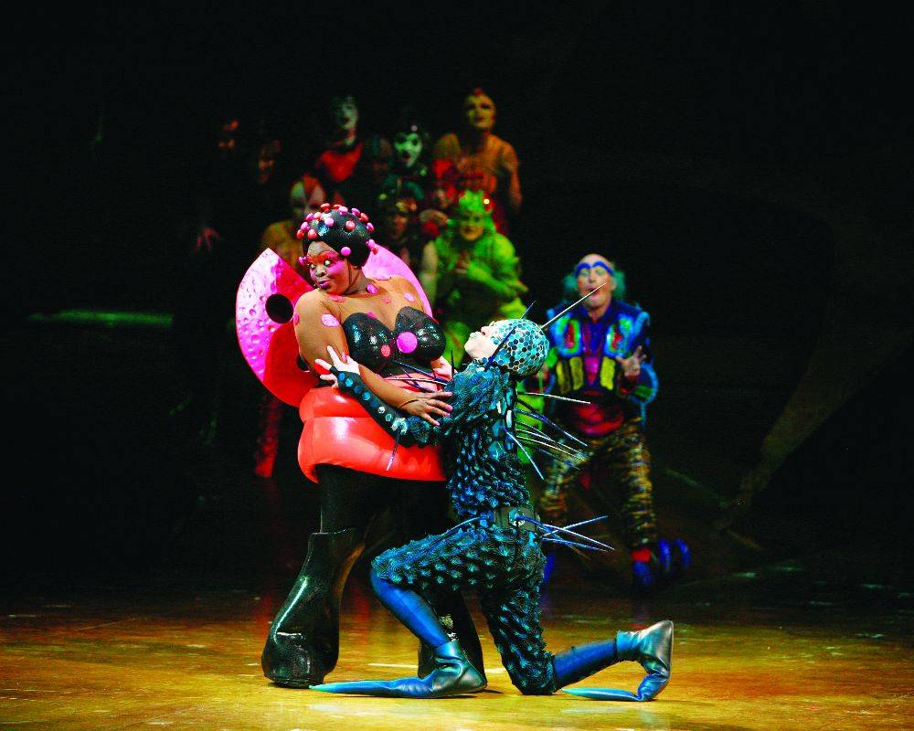 THE CITY ON FIRE: Why Ovo Isn't a Good Piece of Theatre or