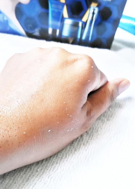 Review: Deep Exfoliating Gel royal Jelly+ATP Bio-Essence Gel Ampuh Pembasmi Komedo