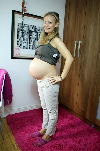 Week 36 Bump Update Anna Saccone Joly