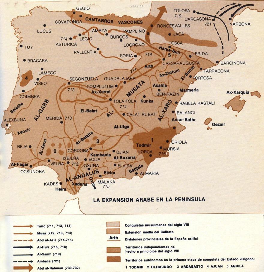 Iberian expansion