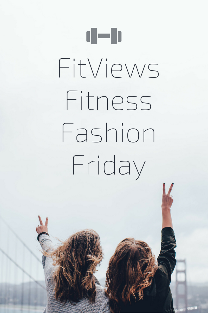 Fitness Fashion Friday 4/28 - All the Yellow!