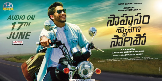 Watch Saahasam Swaasaga Saagipo Audio Launch | Naga Chaitanya | AR Rahman