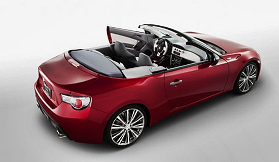 2016 Scion Fr S Convertible Price Release Review