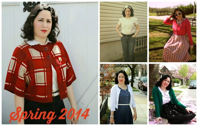 A Vintage Nerd, Vintage Blog, Retro Fashion Blog