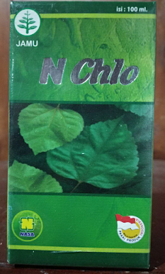 Chlorophyllin Pengobatan Stroke Nasa