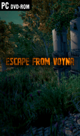 ESCAPE FROM VOYNA Tactical FPS survival PC Cover - Escape from Voyna-SKIDROW