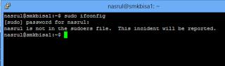 Cara Konfigurasi SSH dan Sudoers di Debian 9 4