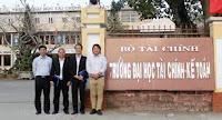 tckt - Đại Học Tài Chính Kế Toán Tuyển Sinh Năm 2018
