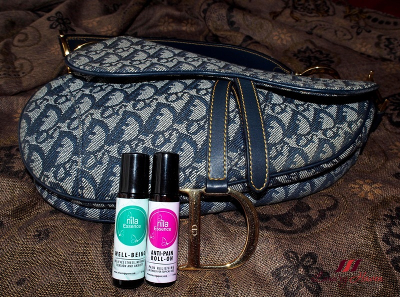 christian dior denim saddle bag aromatherapy travel essentials
