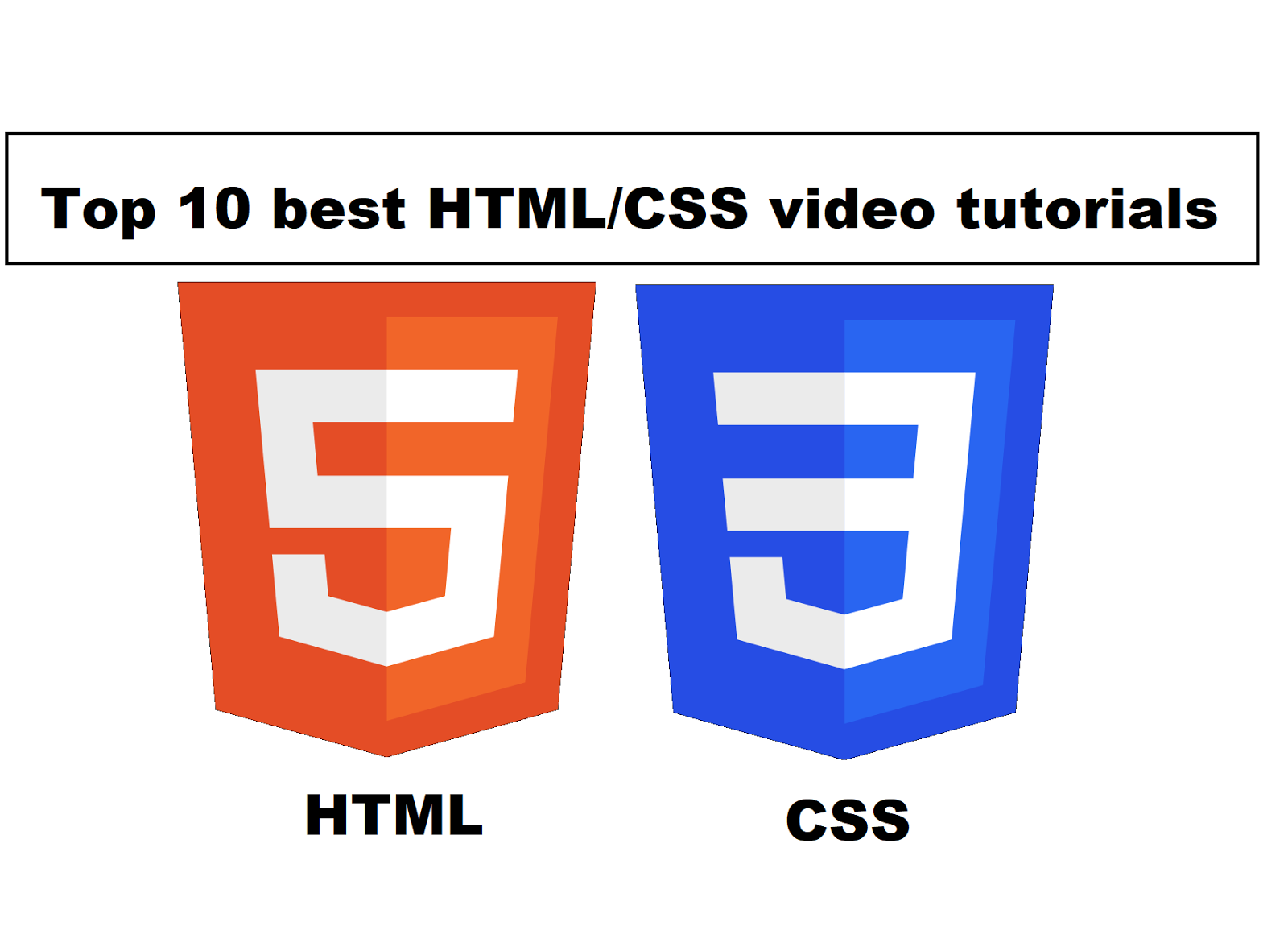 Top 10 best htmlcss video tutorials learn htmlcss step by step build responsive real world websites with html5 and css3 baditri Gallery