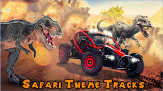 Download Dino World Car Racing App