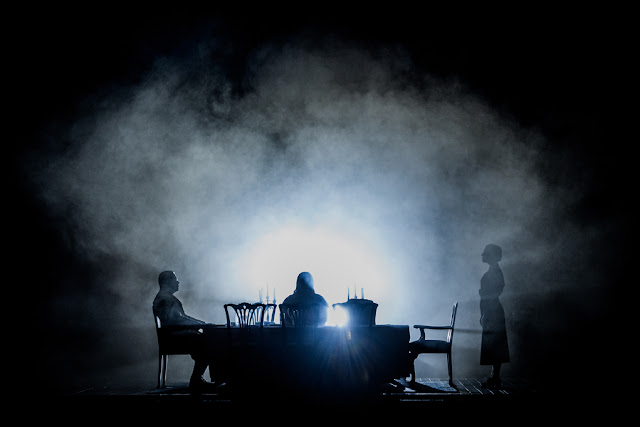 The Force of Destiny - English National Opera - photo Robert Workman
