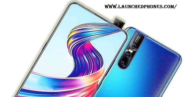 finally launched inward Republic of Republic of India every bit the highest Megapixels on the front end side photographic telly camera Vivo V15 Pro launched amongst 48 MP triple photographic telly camera