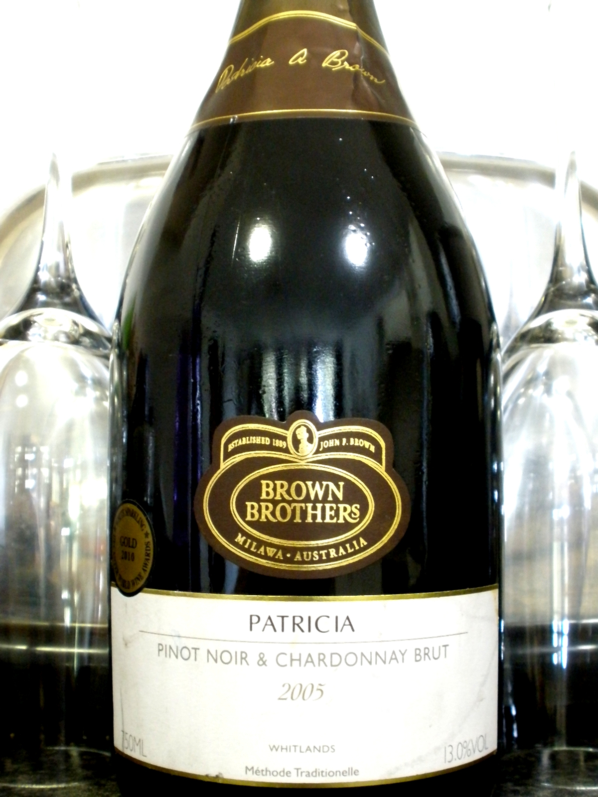 Australian Wine Journal Brown Brothers Patricia Pinot
