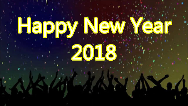 Happy new year hd wallpaper download 2018
