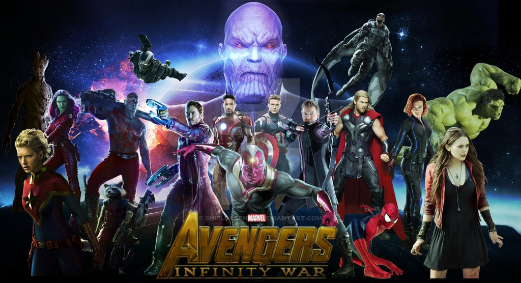 Download Latest Movies Download Avengers Infinity War 2018 Hd