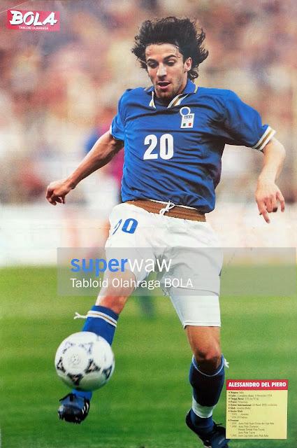 Alessandro Del Piero Italia