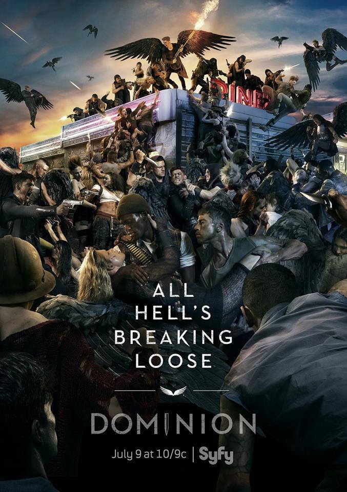 Dominion Season 1 โดมิเนียน ซีซั่น 1 [HD]