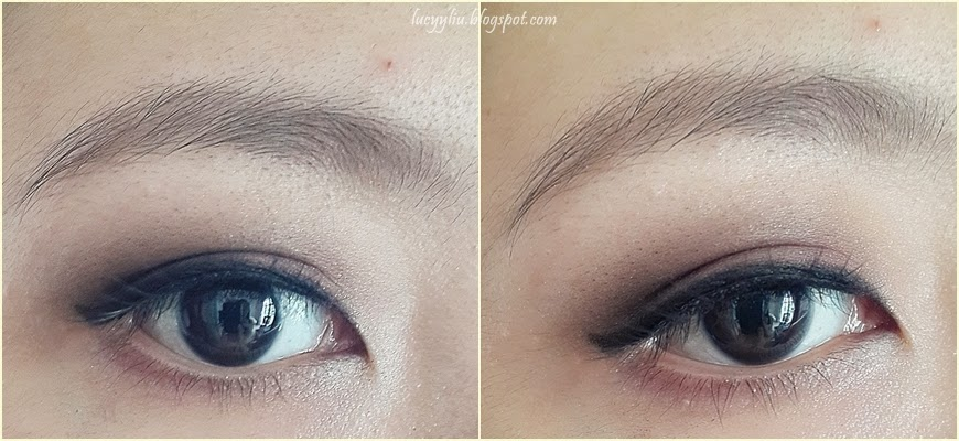 Purple Smokey Eye tutorial