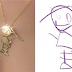 Artistas inmortalizan dibujos de niños al convertirlos en bellas joyas por esta increíble razón.