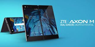 ZTE Keluarkan Smartphone Flagship spesial dengan Dua Layar yang bisa dilipat ZTE Keluarkan Smartphone Flagship spesial dengan Dua Layar yang bisa dilipat