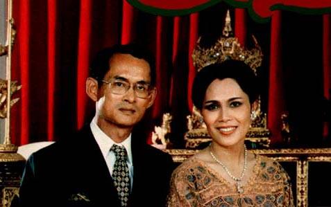 Vua Bhumibol Adulyadej thái lan