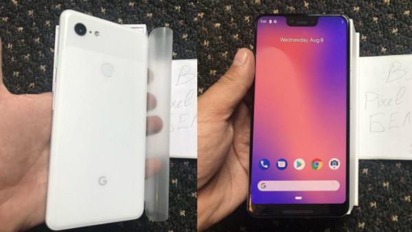 تسريب فيديو لهاتف جوجل المنتظر Google Pixel 3 XL