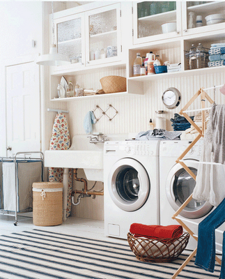 Home Christmas Decoration Theme Inspiration 10 Laundry Room Ideas