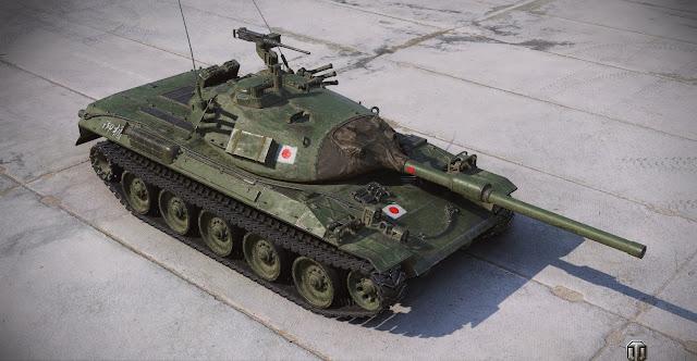 STB-1 (hình ảnh render của Wargaming)