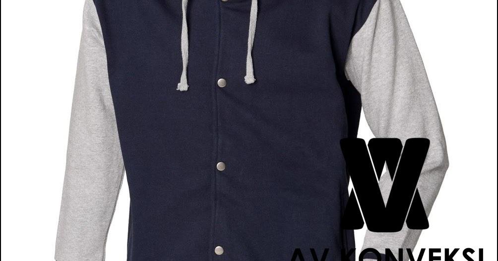 Buat Jaket Sweater / Hoodie | AV Konveksi