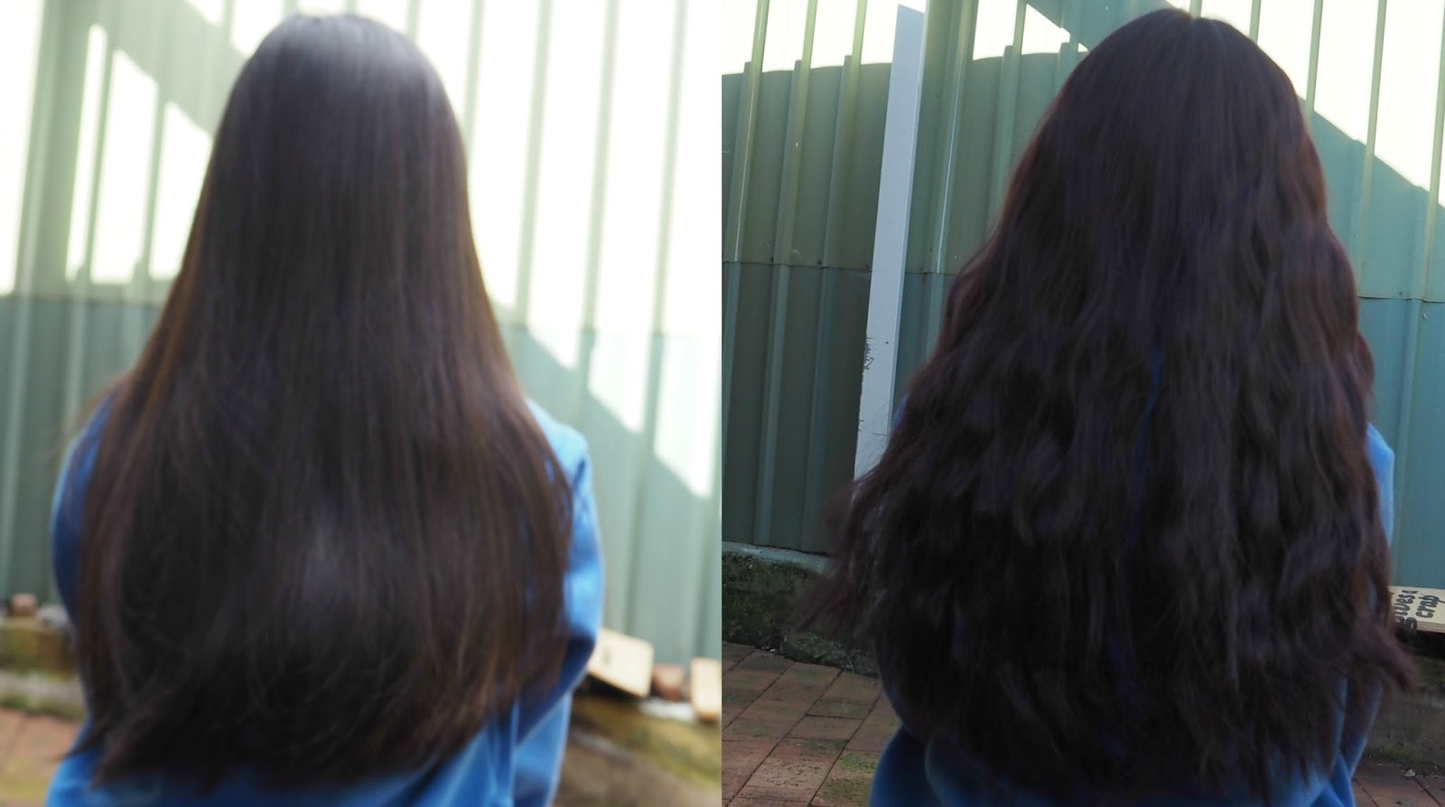 From Dark Brown to Violet Hair: Drugstore Hair Dye: Asian Hair: www.poshmakeupsntuff.blogspot.com