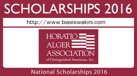 National Scholarships 2016