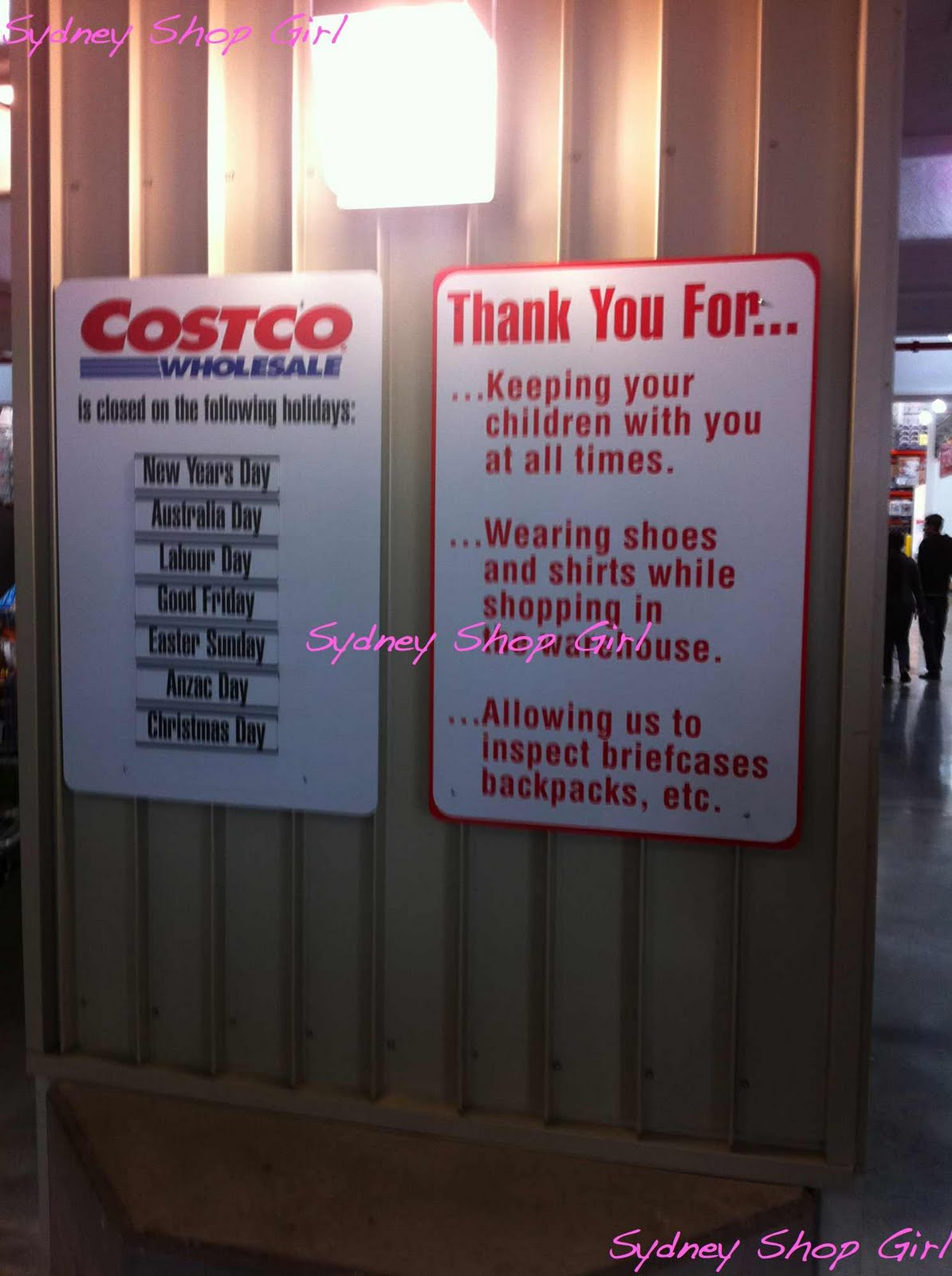 I was so pleasantly surprised by the whole Costco experience. Yes it is  warehouse selling of products in bulk quantities and there is a list of  rules but ... bfc6e3b6dd56b
