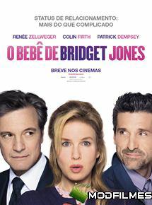 Capa do Filme O Bebê de Bridget Jones