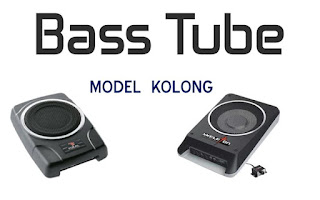bass tube kolong