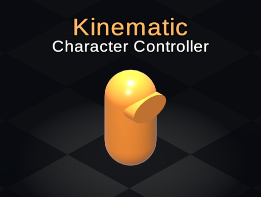 Kinematic Character Controller v2 3 0 | Unity 3D Free Asset