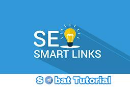 SEO Smart Links Cara  Mengubah Kata Menjadi Link Otomatis di Blog