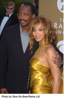 amber rose and beyonce relationship with her father