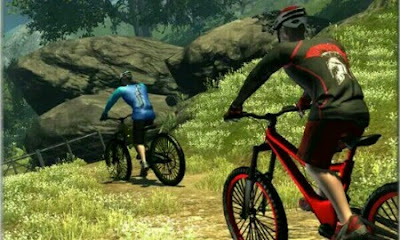 Download MTB Downhill: Multiplayer v1.0.7 Apk Mod (Unlimited Money)