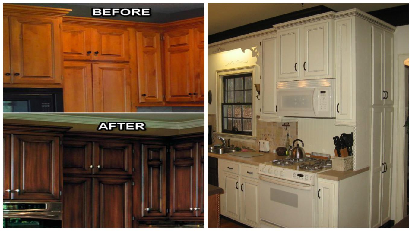 Kitchen Cabinet Refacing Doors