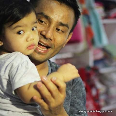 Foto Judika dan Anaknya - instagram