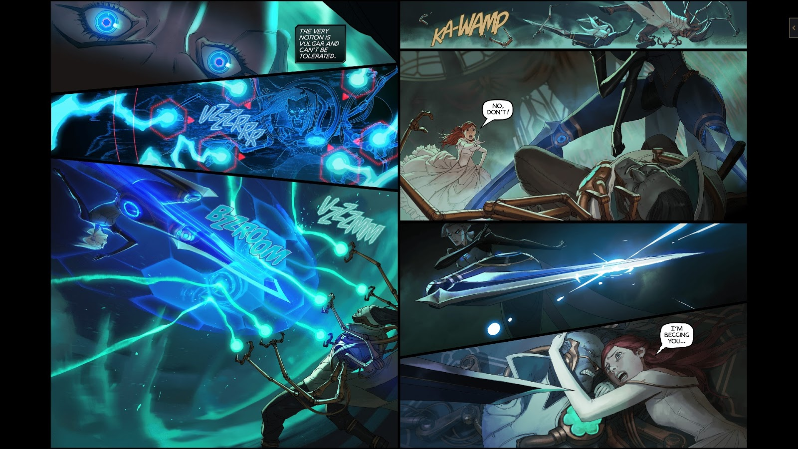 Surrender At 20 Camille Severed Ties New Champion Comic