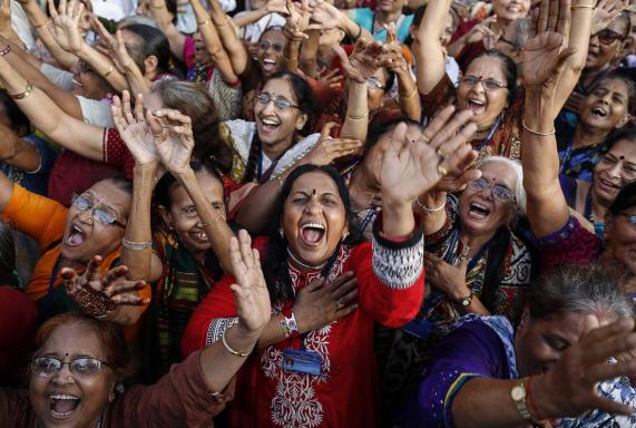 বিশ্বের সুখী দেশের তালিকায় ভারত ১৩৩ নম্বরে