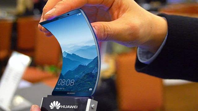 Image result for Huawei قابل للطي