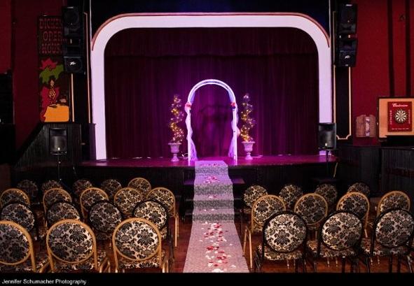Dickens Opera House Wedding Venue
