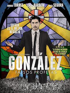 González: Falsos Profetas [DVD5] [Latino] [NTSC]